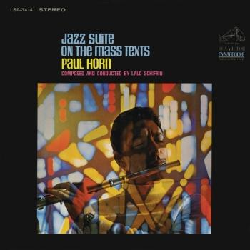 Cover Jazz Suite on the Mass Texts