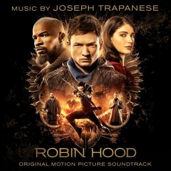 Cover Robin Hood (Original Motion Picture Soundtrack)
