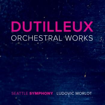 Cover Dutilleux: Orchestral Works