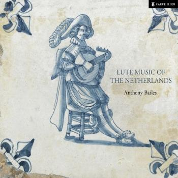 Cover Lute Music of the Netherlands