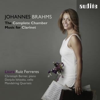 Cover Brahms: The Complete Chamber Music for Clarinet