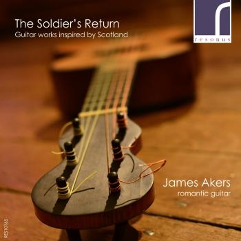 Cover The Soldier's Return: Guitar Music Inspired by Scotland