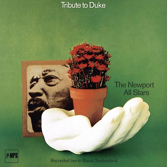 Cover Tribute to Duke - The Newport All Stars Live in Basel (Remastered)