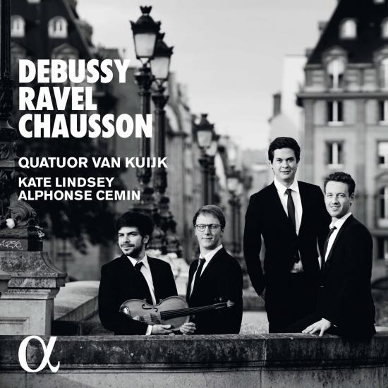 Cover Debussy, Ravel & Chausson: Chamber Works