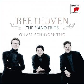 Cover Beethoven: The Piano Trios
