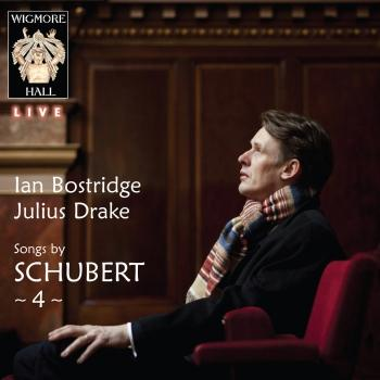 Cover Schubert 4 - Wigmore Hall Live