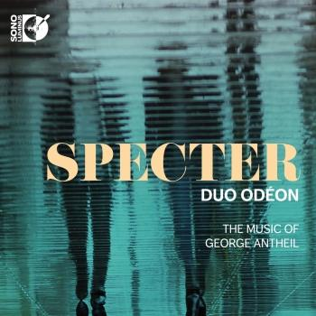 Cover Specter: The Music of George Antheil