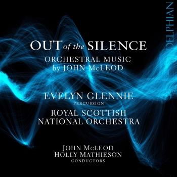 Cover John McLeod: Out of the Silence