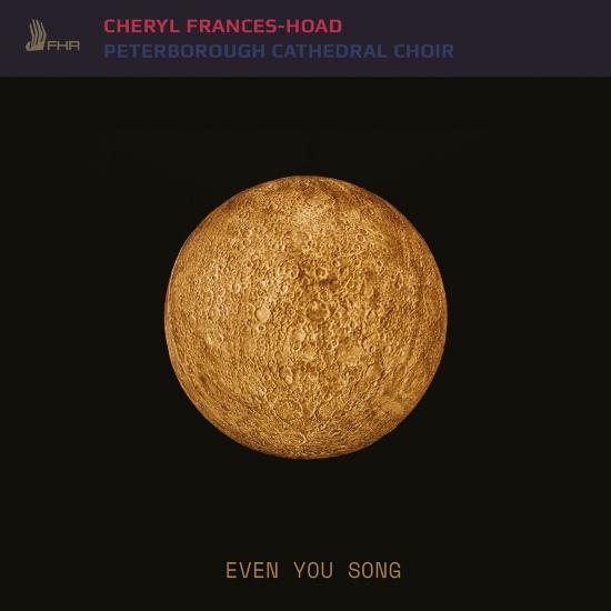 Cover Cheryl Frances-Hoad: Even You Song