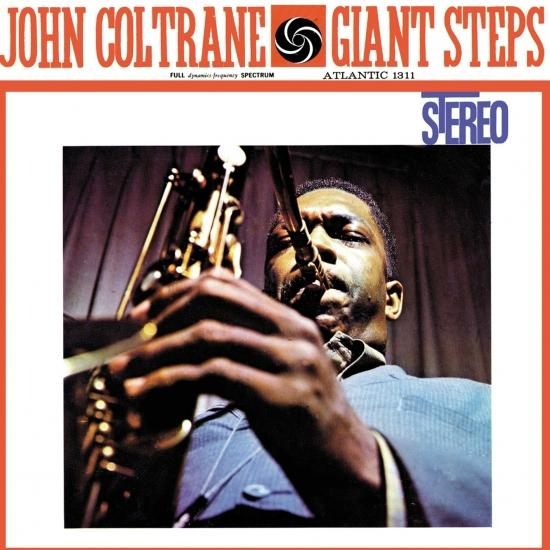 Cover Giant Steps