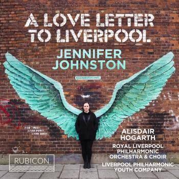 Cover A Love Letter to Liverpool