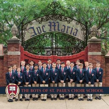 Cover Ave Maria (The Essential Boys Choir Collection)