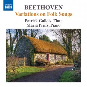 Cover Beethoven: Variations on Folk Songs