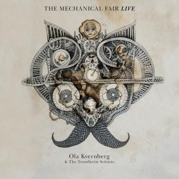 Cover The Mechanical Fair Live