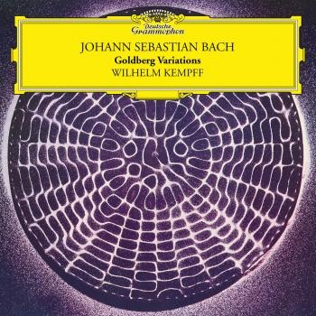 Cover J.S. Bach: Goldberg Variations, BWV 988 (Remastered)