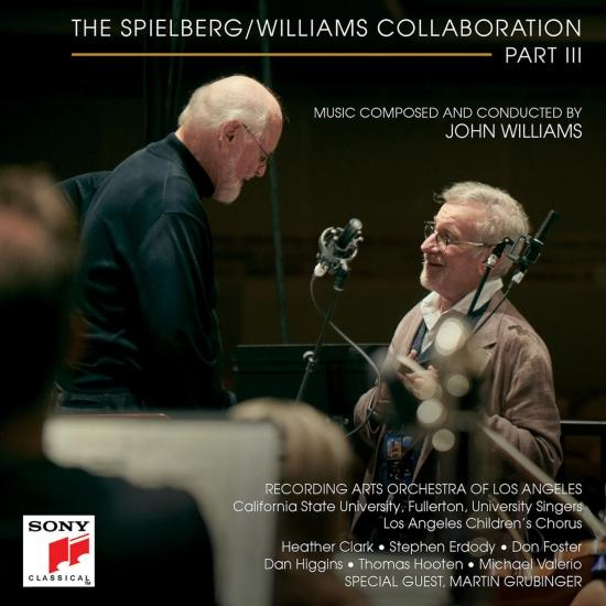 Cover The Spielberg/Williams Collaboration Part III