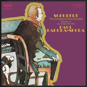 Cover Schubert: Four Sonatas (1825-1826) Remastered