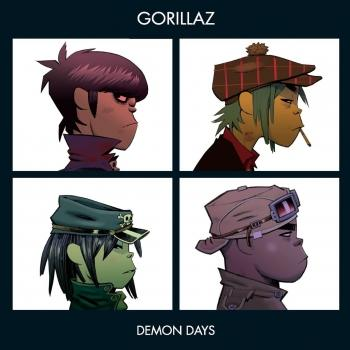 Cover Demon Days (Remastered)