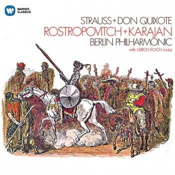 Cover Strauss, Richard: Don Quixote (Remastered)