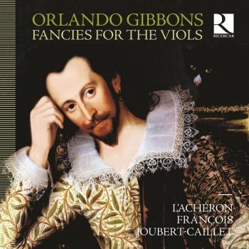 Cover Gibbons: Fancies for the Viols