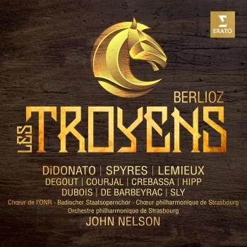 Cover Berlioz: Les Troyens (Live)