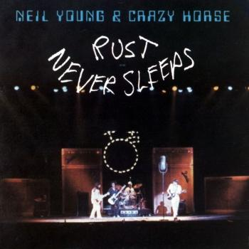 Cover Rust Never Sleeps (Remastered)