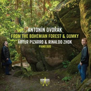 Cover Antonín Dvořák: From the Bohemian Forest & Dumky