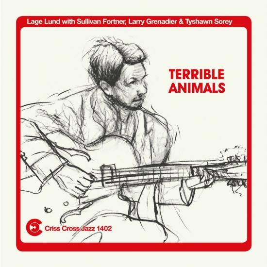 Cover Terrible Animals
