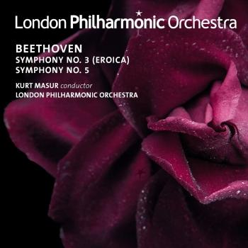 Cover Beethoven: Symphonies Nos. 3 & 5