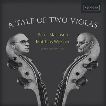 Cover A Tale Of Two Violas