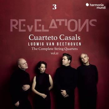 Cover Beethoven: The Complete String Quartets vol. II - Revelations 3