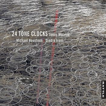 Cover McLeod: 24 Tone Clocks