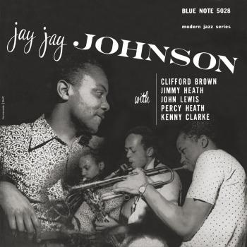 Cover Jay Jay Johnson With Clifford Brown (Remastered)