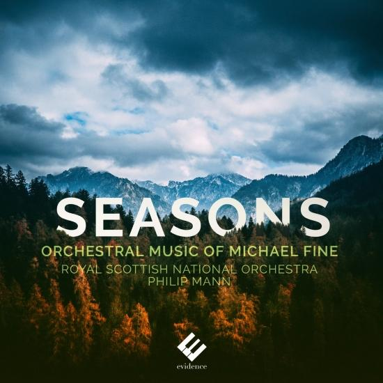 Cover Seasons: Orchestral Music of Michael Fine