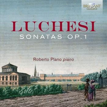 Cover Luchesi: Sonatas, Op. 1