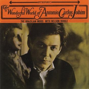 Cover The Wonderful World Of Antonio Carlos Jobim (Remastered)