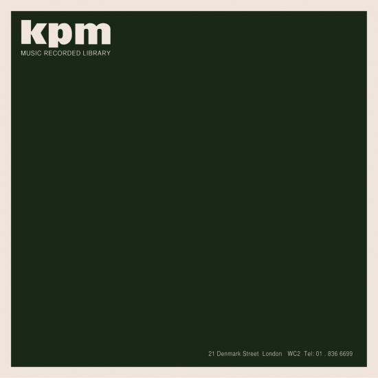 Cover Kpm 1000 Series: The Piano Album (Remastered)