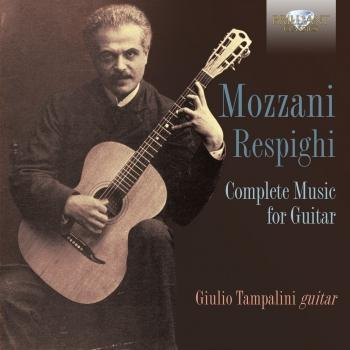 Cover Mozzani - Respighi: Complete Music for Guitar