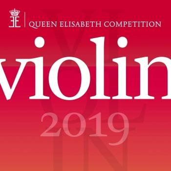 Cover Queen Elisabeth Competition - Violin 2019