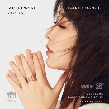 Cover Paderewski and Chopin: Piano Concertos