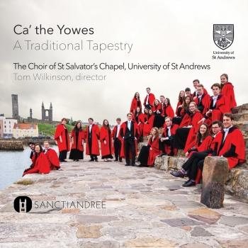Cover Ca' the Yowes - A Traditional Tapestry