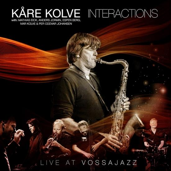 Cover Interactions (Live at Vossajazz)