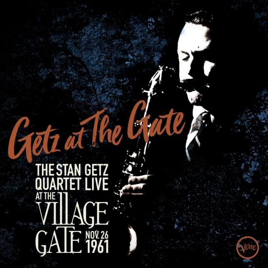 Cover Getz At The Gate (Live) (Remastered)