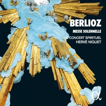 Cover Berlioz: Messe solennelle