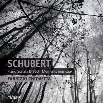 Cover Schubert: Piano Sonata, D. 960 - Moments musicaux, D. 780