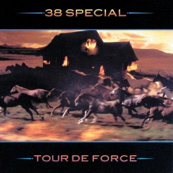 Cover Tour De Force (Remastered)