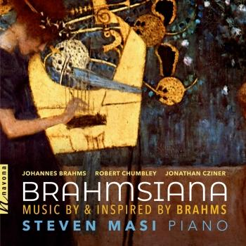Cover Brahmsiana: Music by & Inspired by Brahms