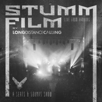 Cover STUMMFILM - Live from Hamburg