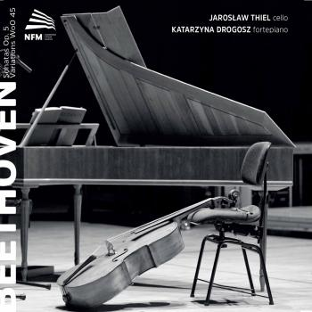 Cover Beethoven: Cello Sonatas, Op. 5 & Variations, WoO 45