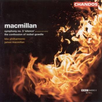 Cover MacMillan: Symphony No. 3 - The Confession of Isobel Gowdie